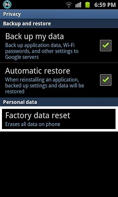 "ALT= ""Factory Reset on Android"""