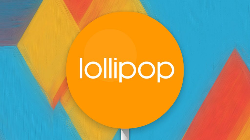 """""""Android Lollipop"""""""