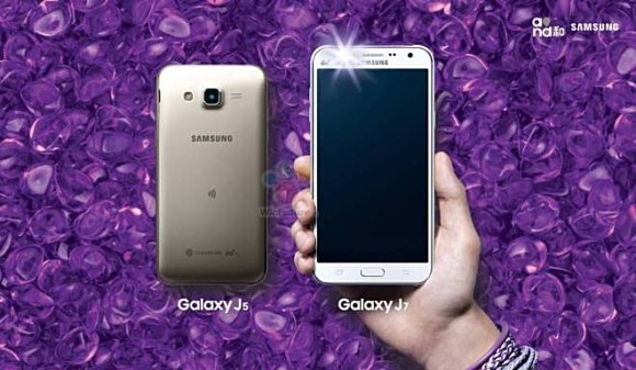 """Samsung Galaxy J7 and J5"""